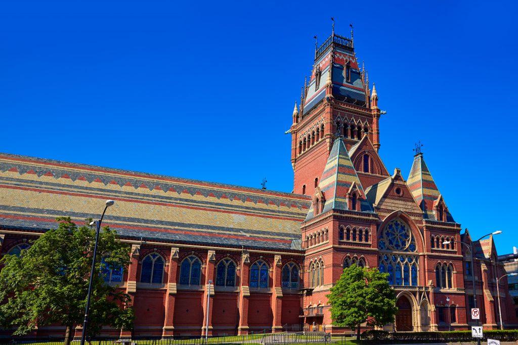 college endowments, harvard