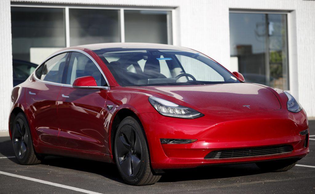 Tesla earnings