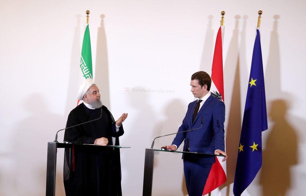 Austria Iran