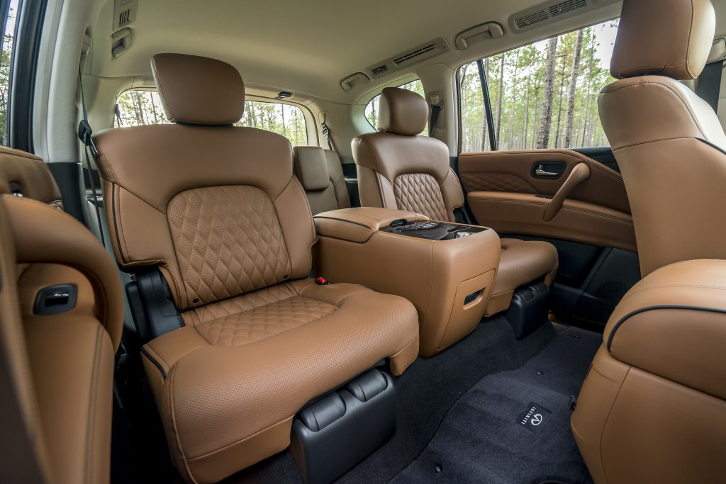 AUTO REVIEW: Infiniti QX80 Full-Size Luxury SUV Brings ...