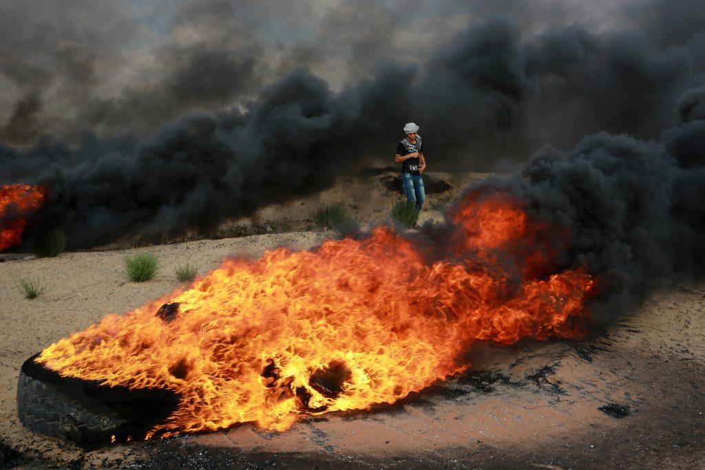 palestinians gaza