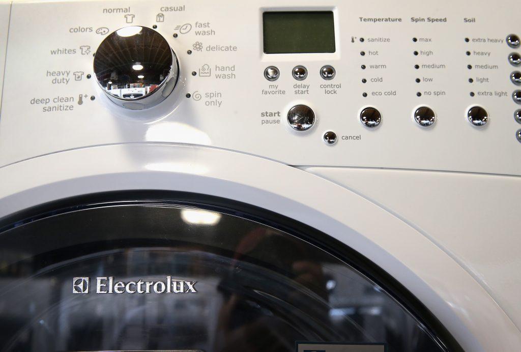 electrolux tariffs
