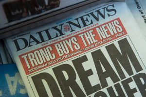 daily news layoffs