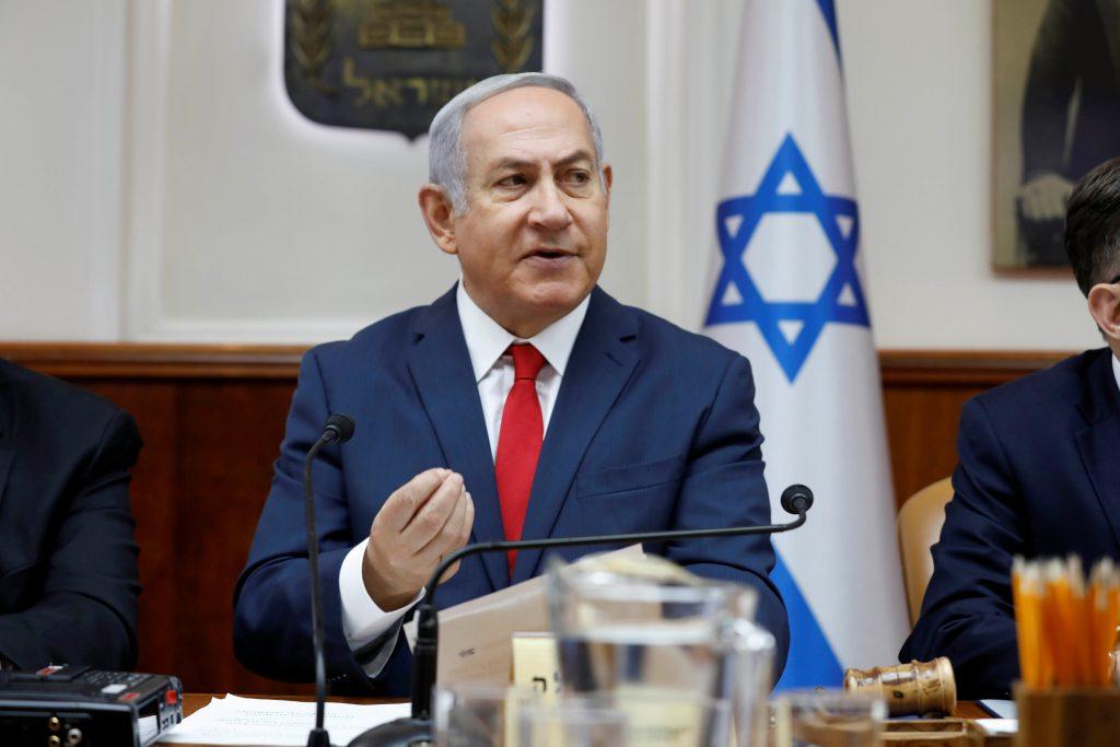 netanyahu coalition