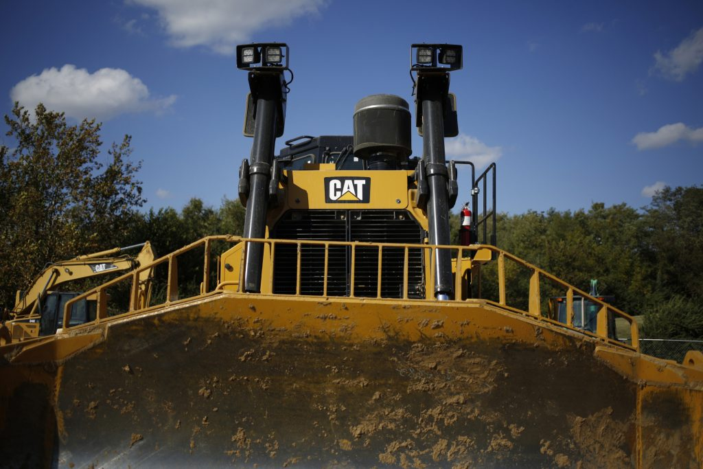 caterpillar earnings