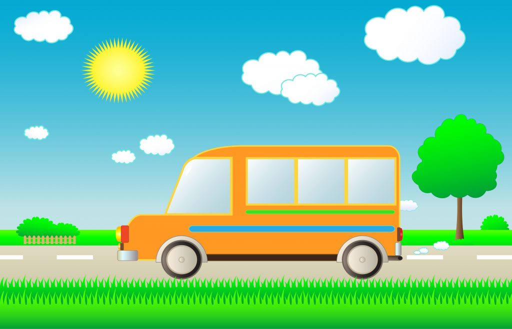 jackson school bus