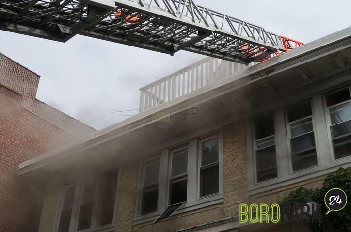 fire 50th street
