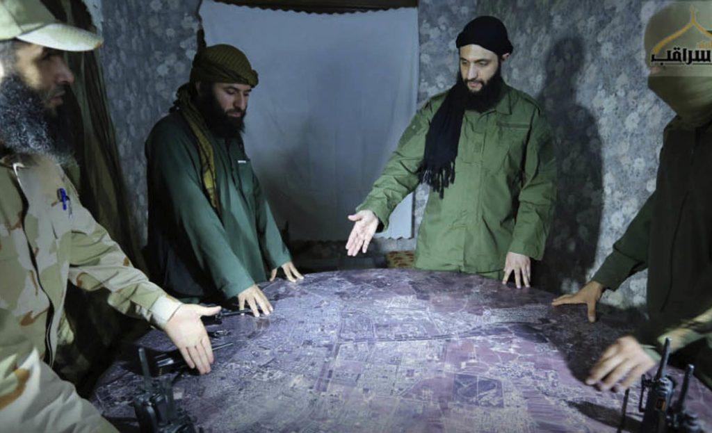syria al-qaida