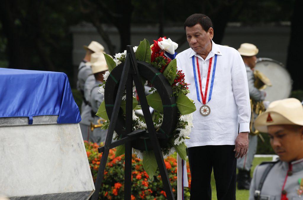 Duterte drugs