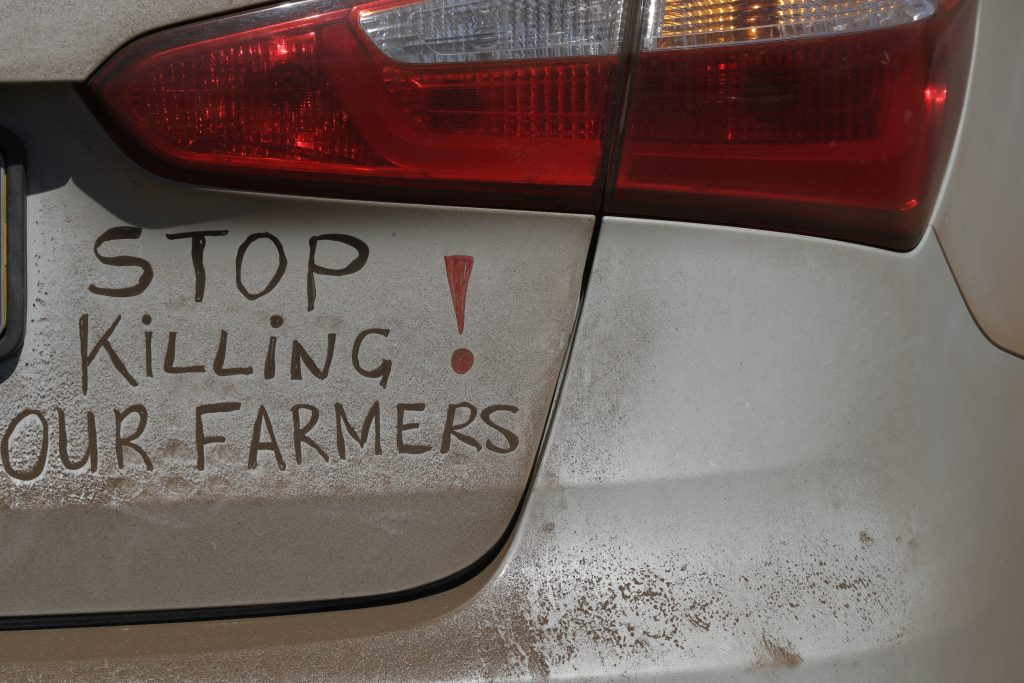 south africa farmers