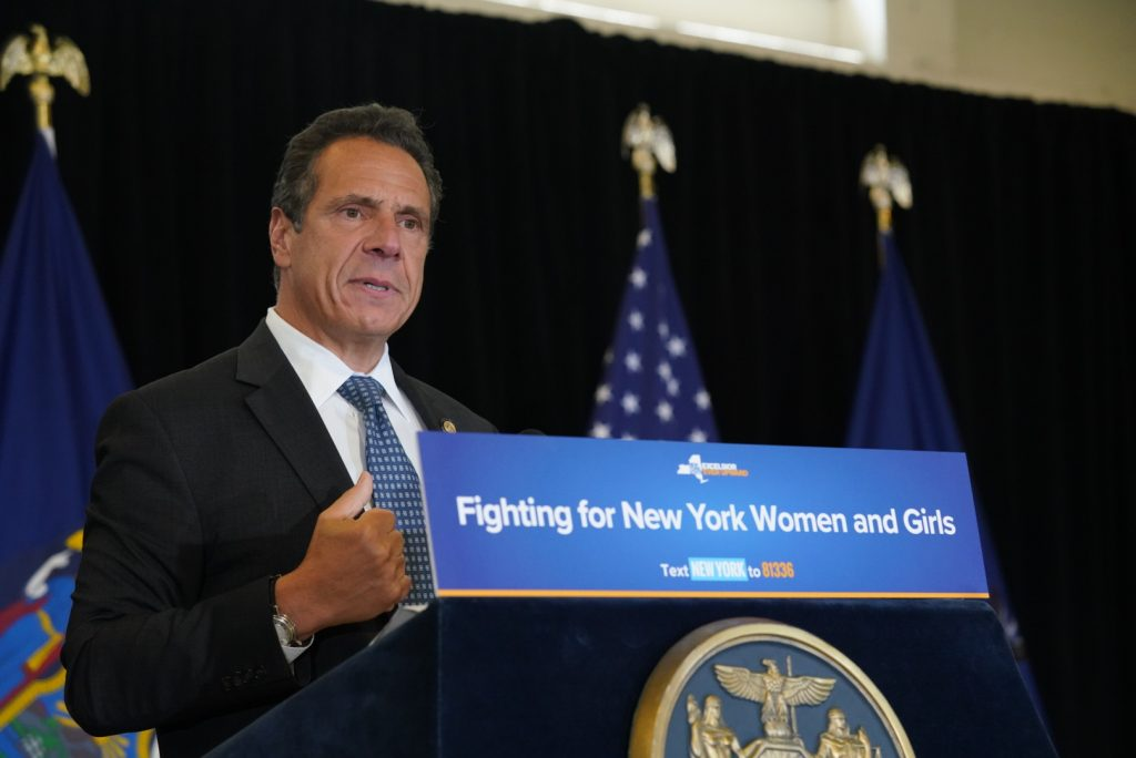 cuomo never that great