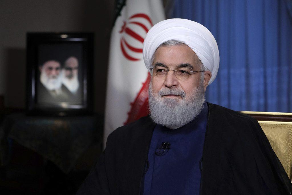Ahmadinejad Rouhani