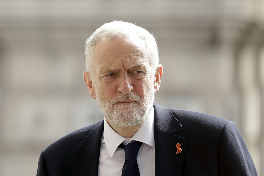 corbyn palestinian