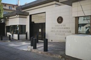 embassy turkey