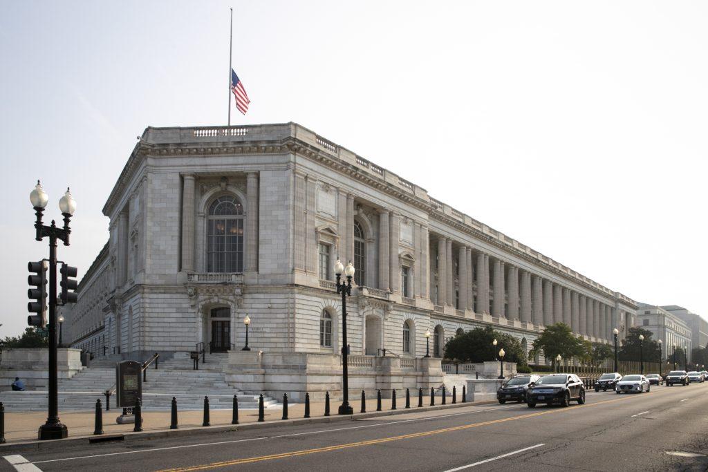 Senate Office Building McCain