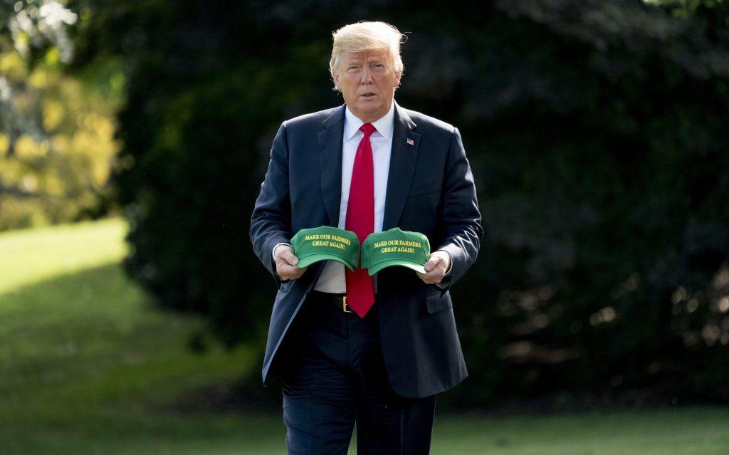trump pay raise