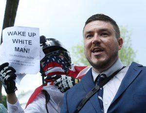 white supremacist rally