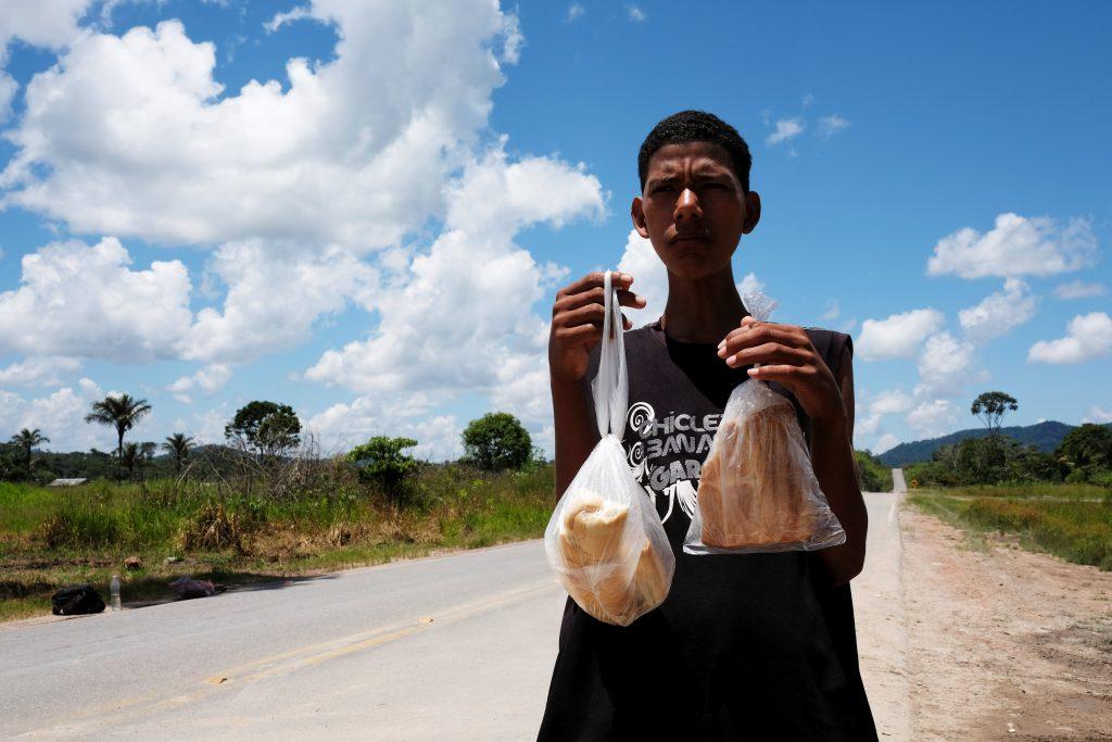 Venezuela refugees