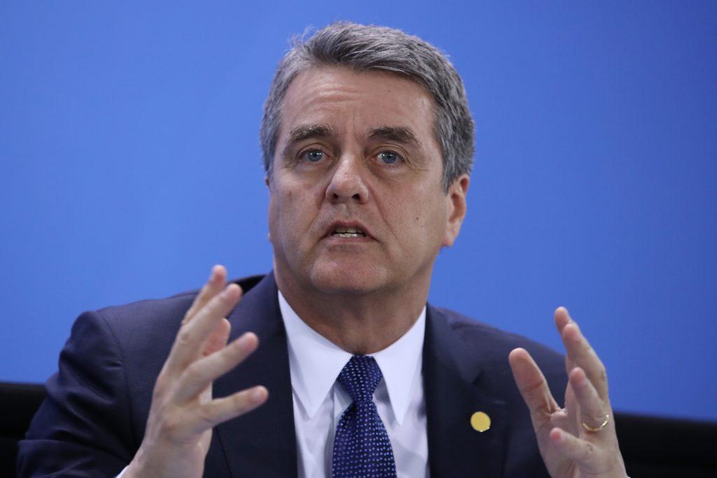trump WTO, Roberto Azevedo