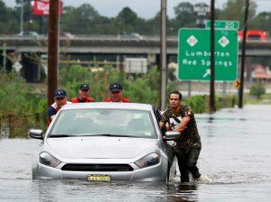 carolina flooding