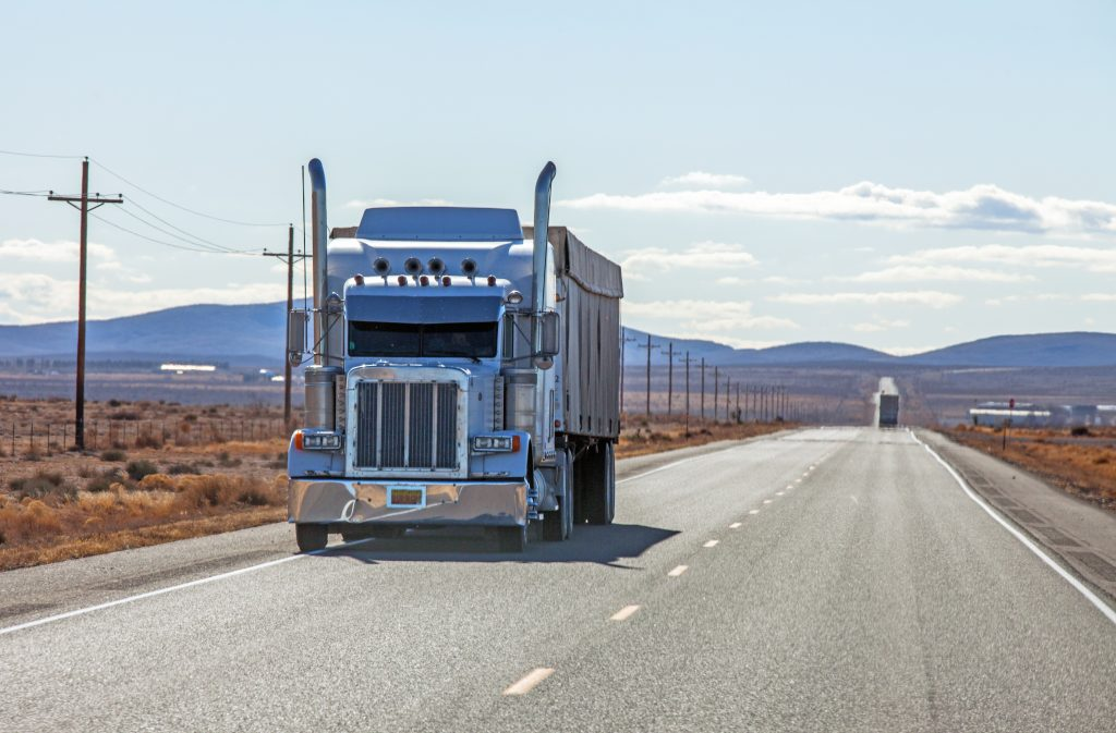 long haul trucker