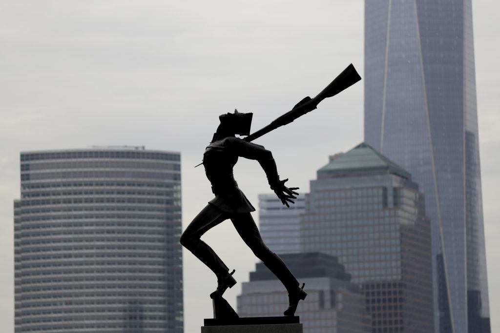 jersey city statue