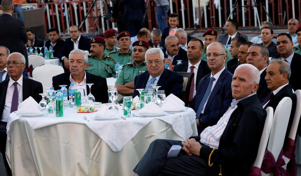 trump palestinians