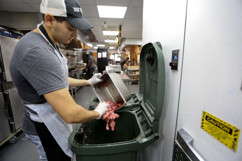 food recycling