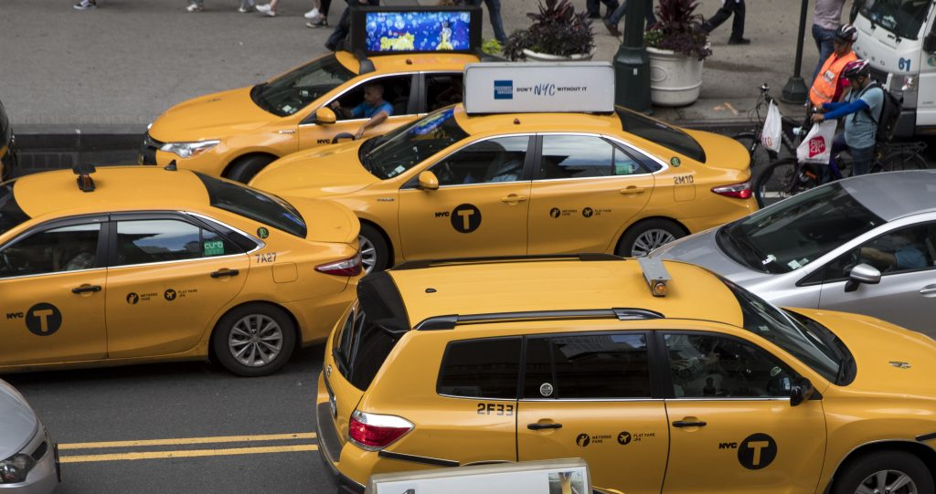 New York City Waives Taxi Owner Fees Amid Suicides, Hardship