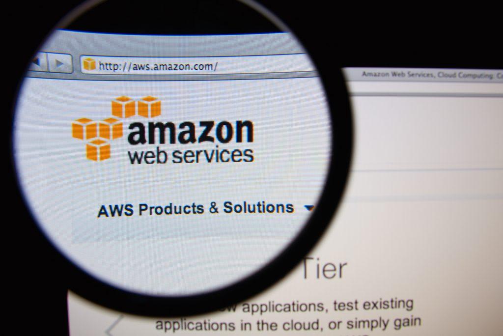 amazon web services, amazon facial recognition