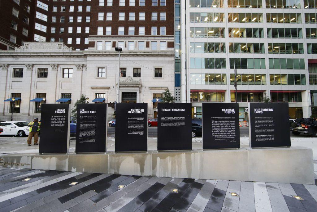 holocaust memorial philadelphia
