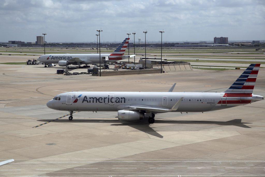 american airlines earnings