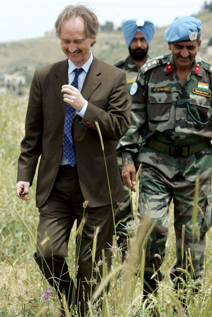 un envoy syria