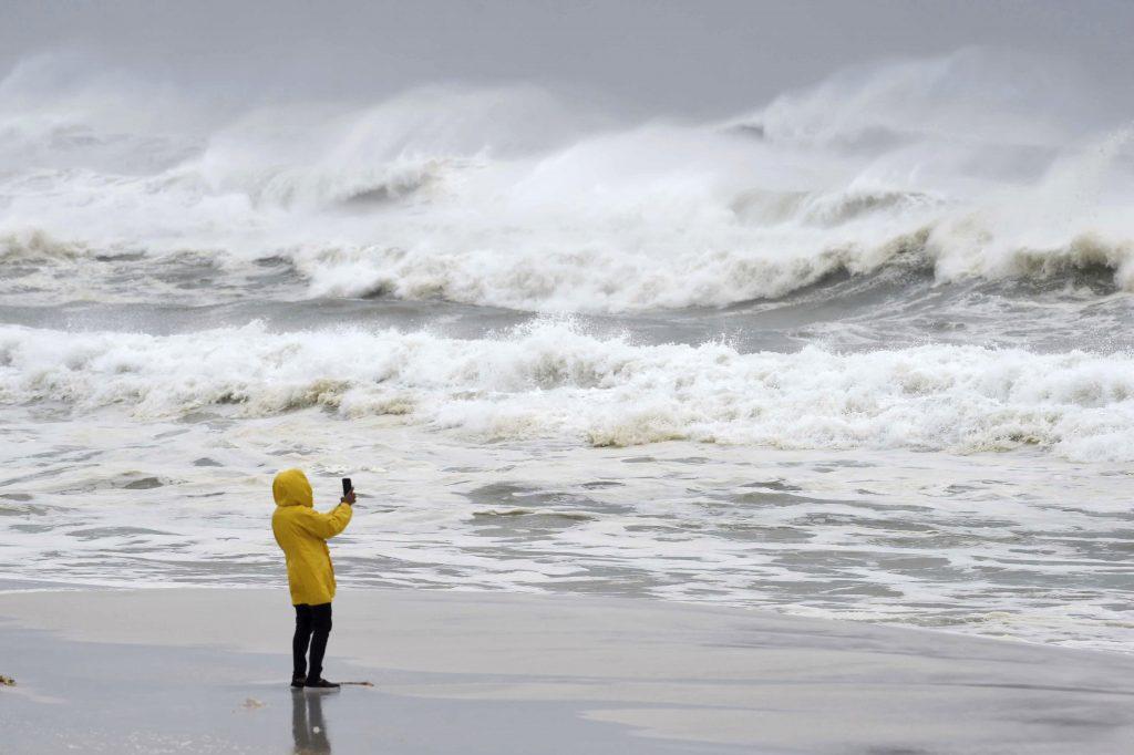 hurricane michael landfall