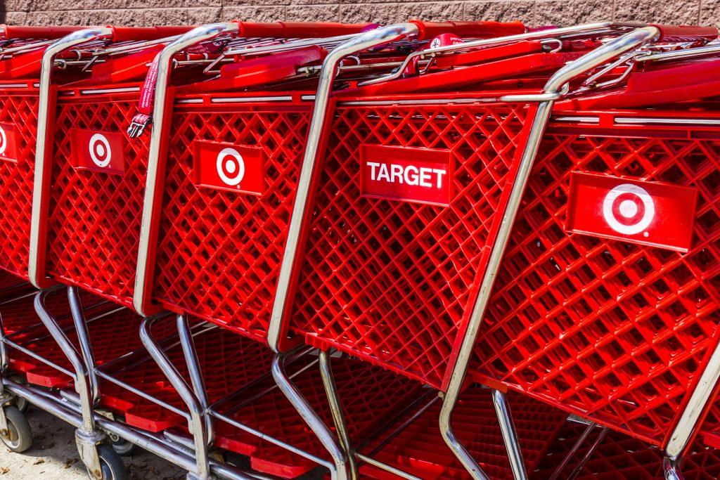 target store, target earnings, target