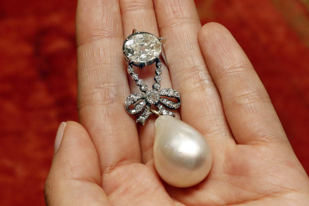 Marie Antoinette diamond