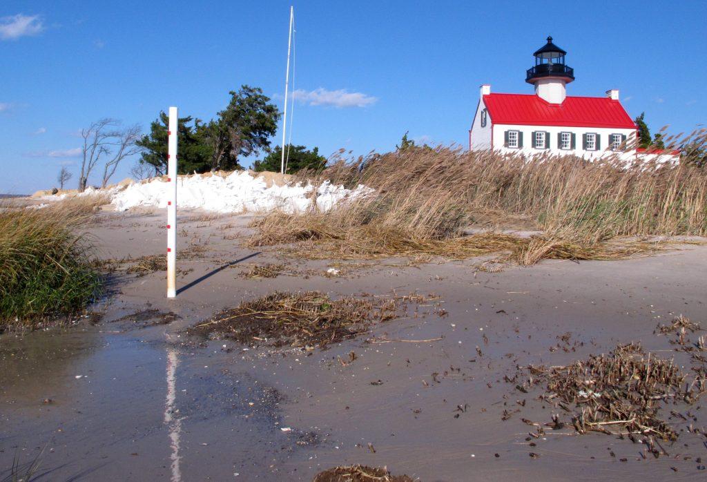 rising lighthouses