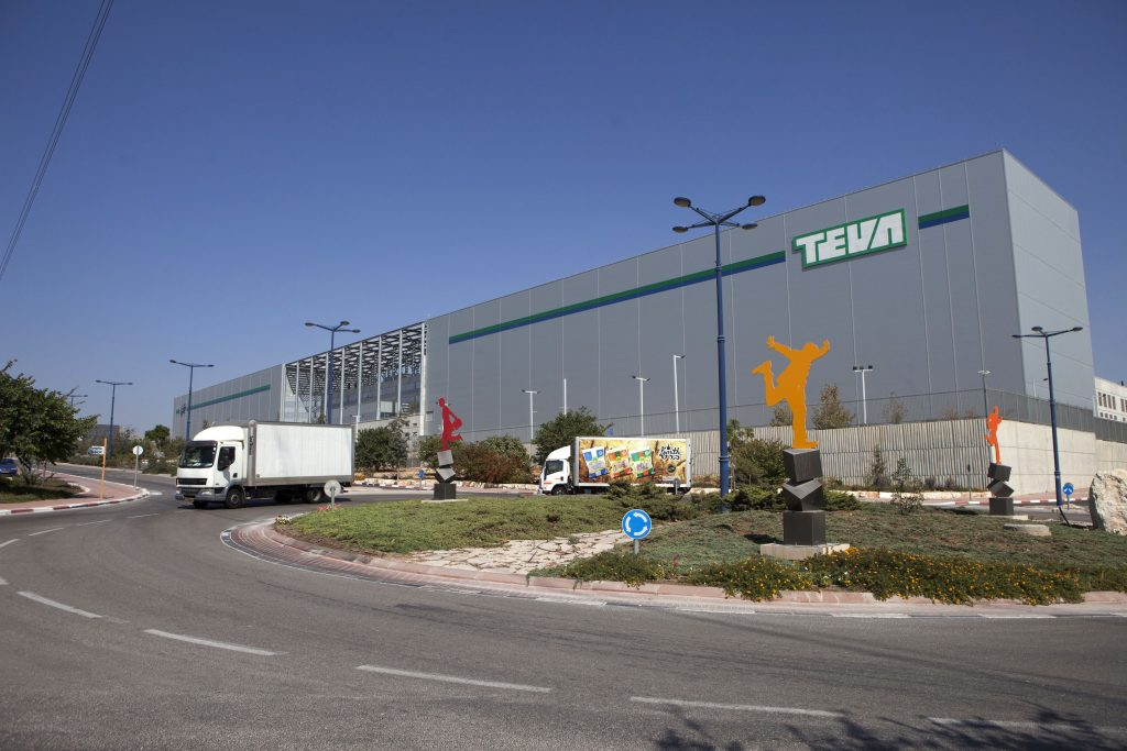 teva earnings