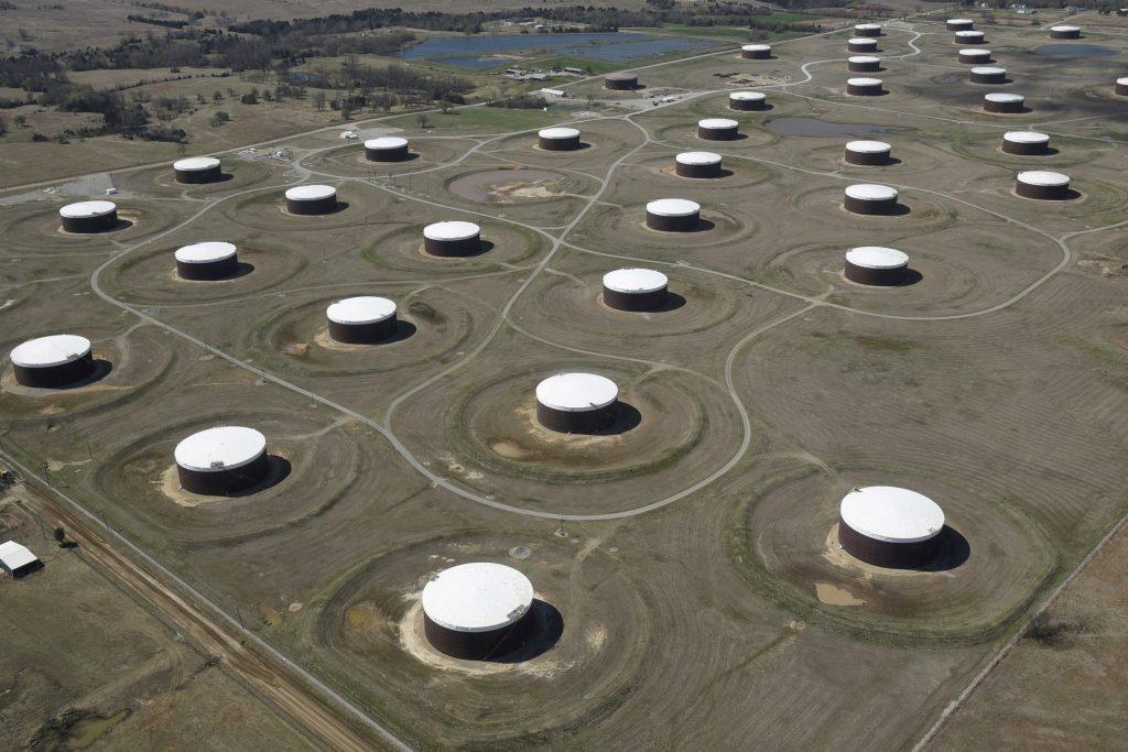 shale output