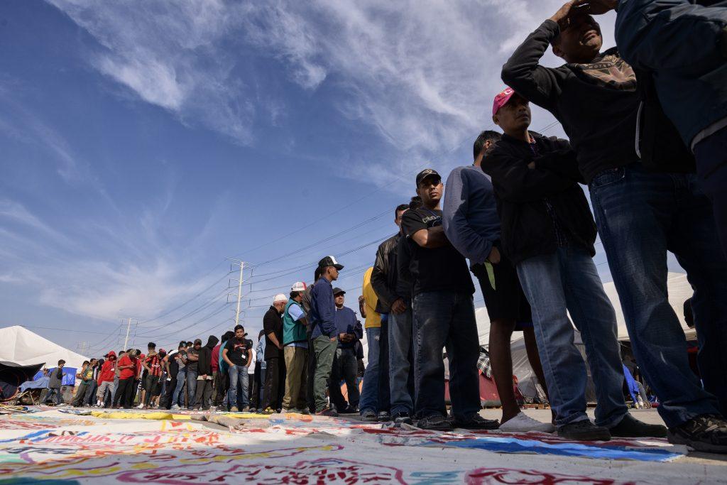 migrants mexico