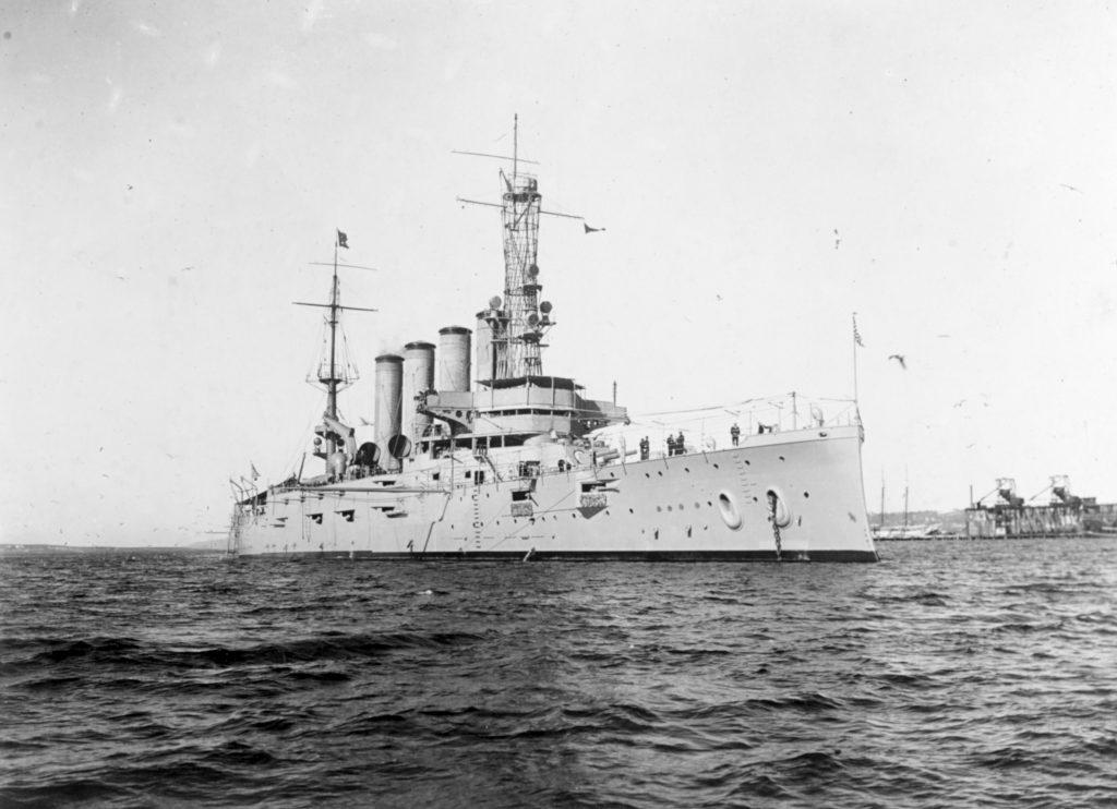 world war I shipwreck