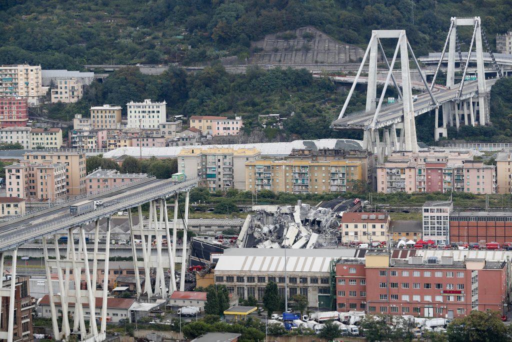 genoa bridge
