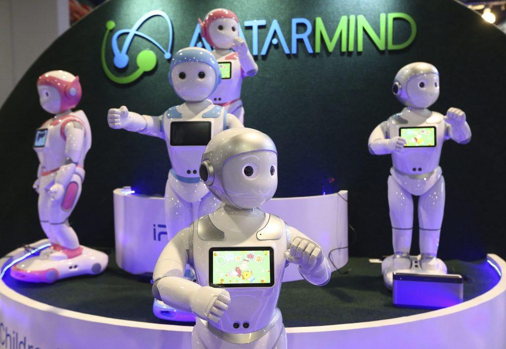 ces robots