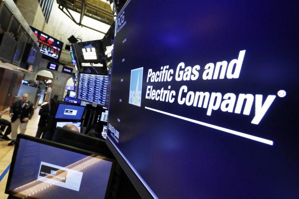 PG&E bankruptcy