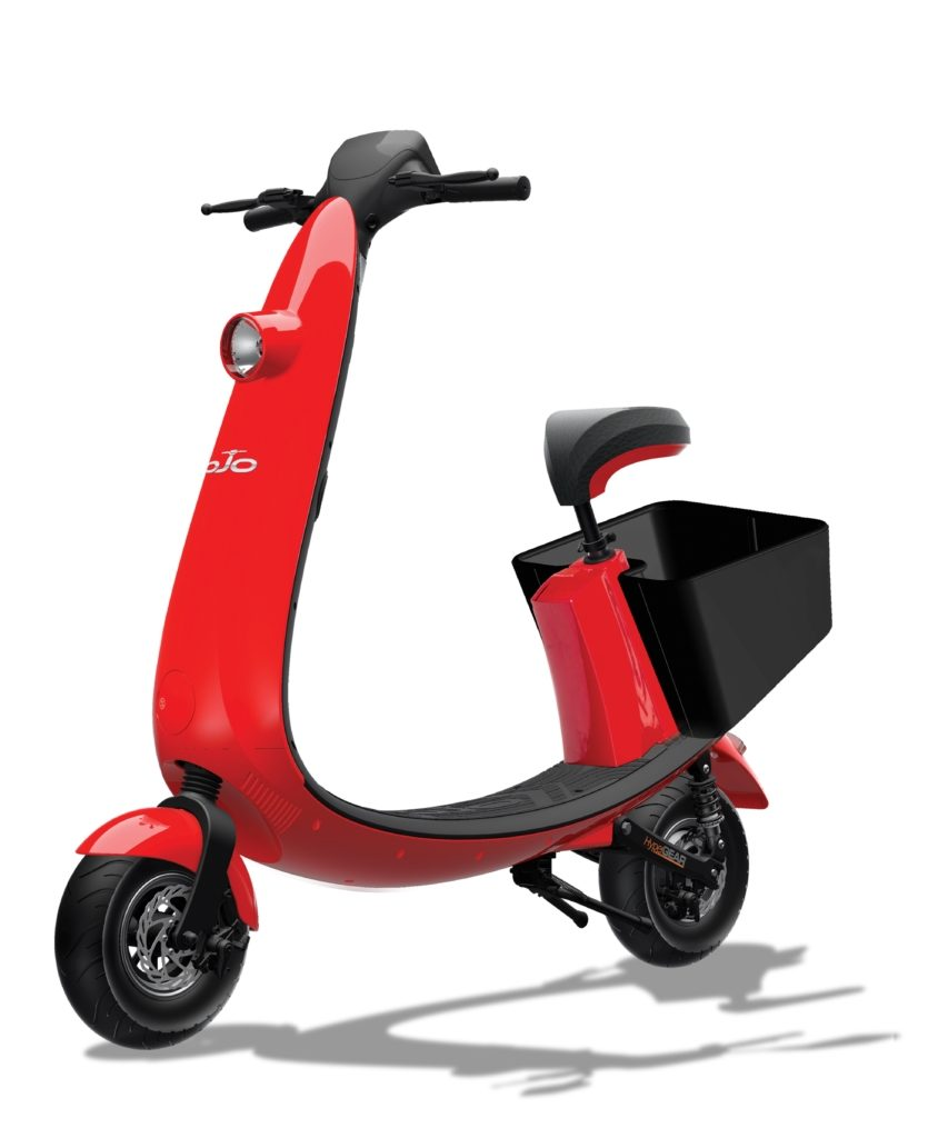 ojo scooter, electric scooter