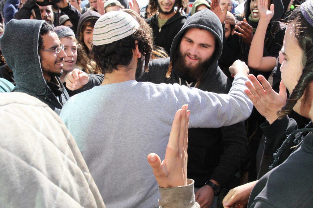 israel arrested