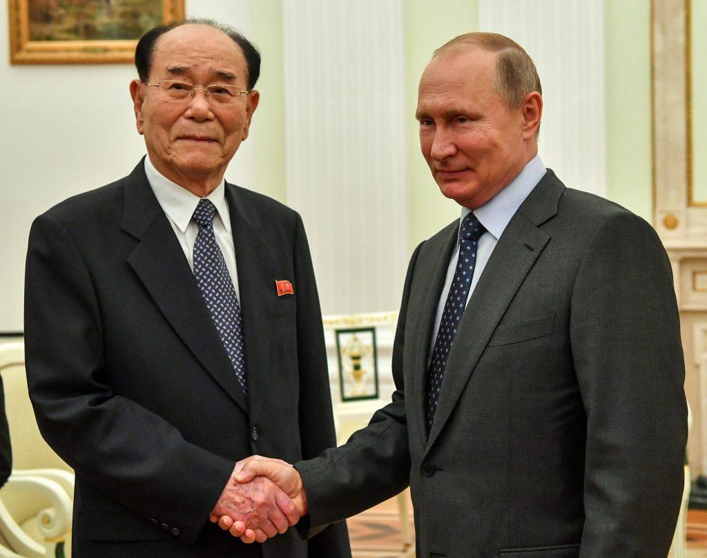russia north korea