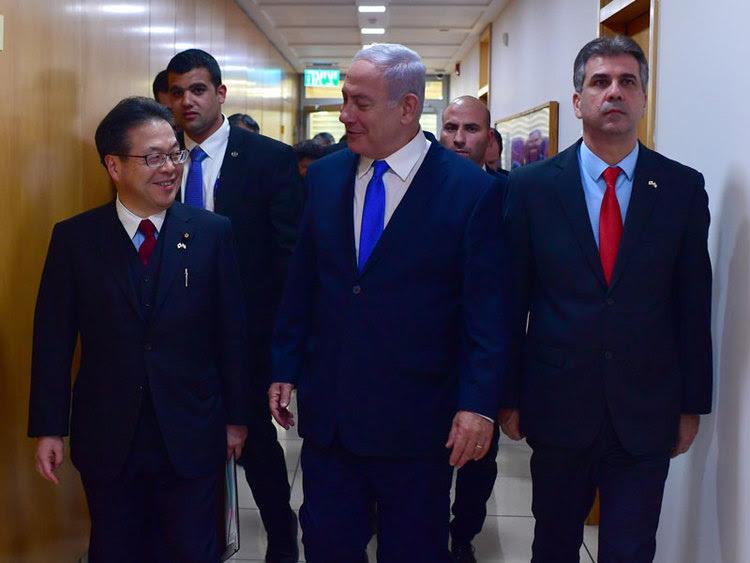 japan israel