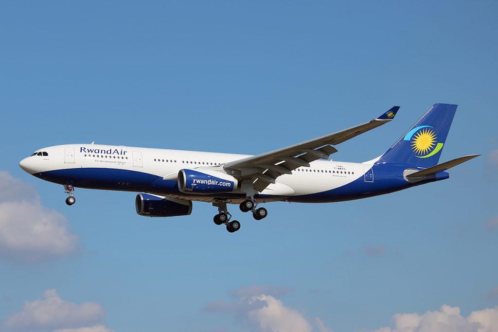rwanda airline