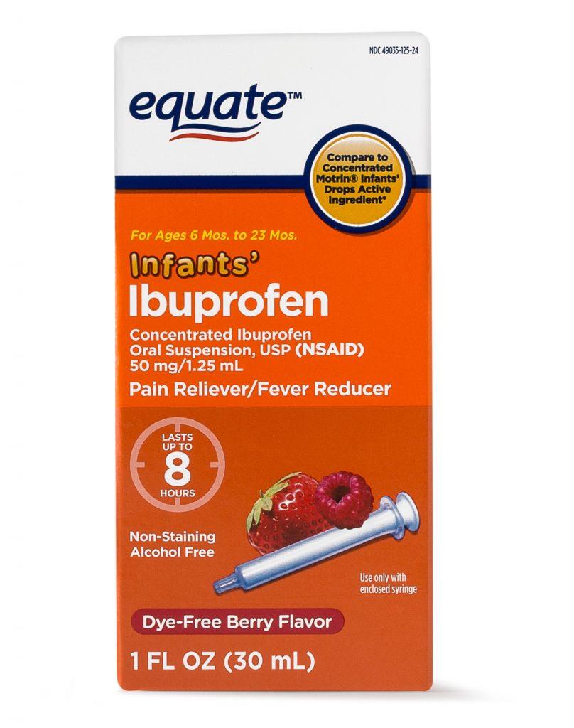 infant ibuprofen